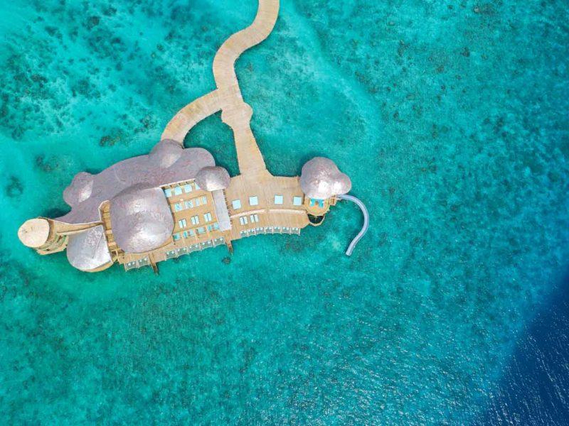 Tim Raue kocht im Soneva Fushi Resort