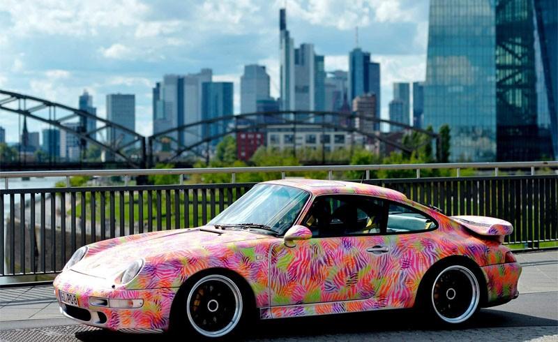 Diana Catherine Eger Porsche
