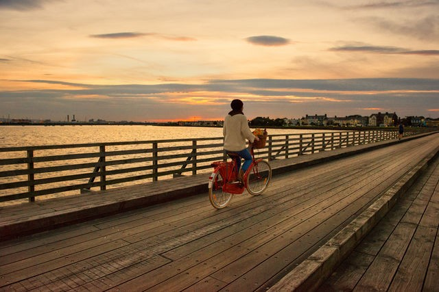 Entdecke Dublin mit dem E-Bike