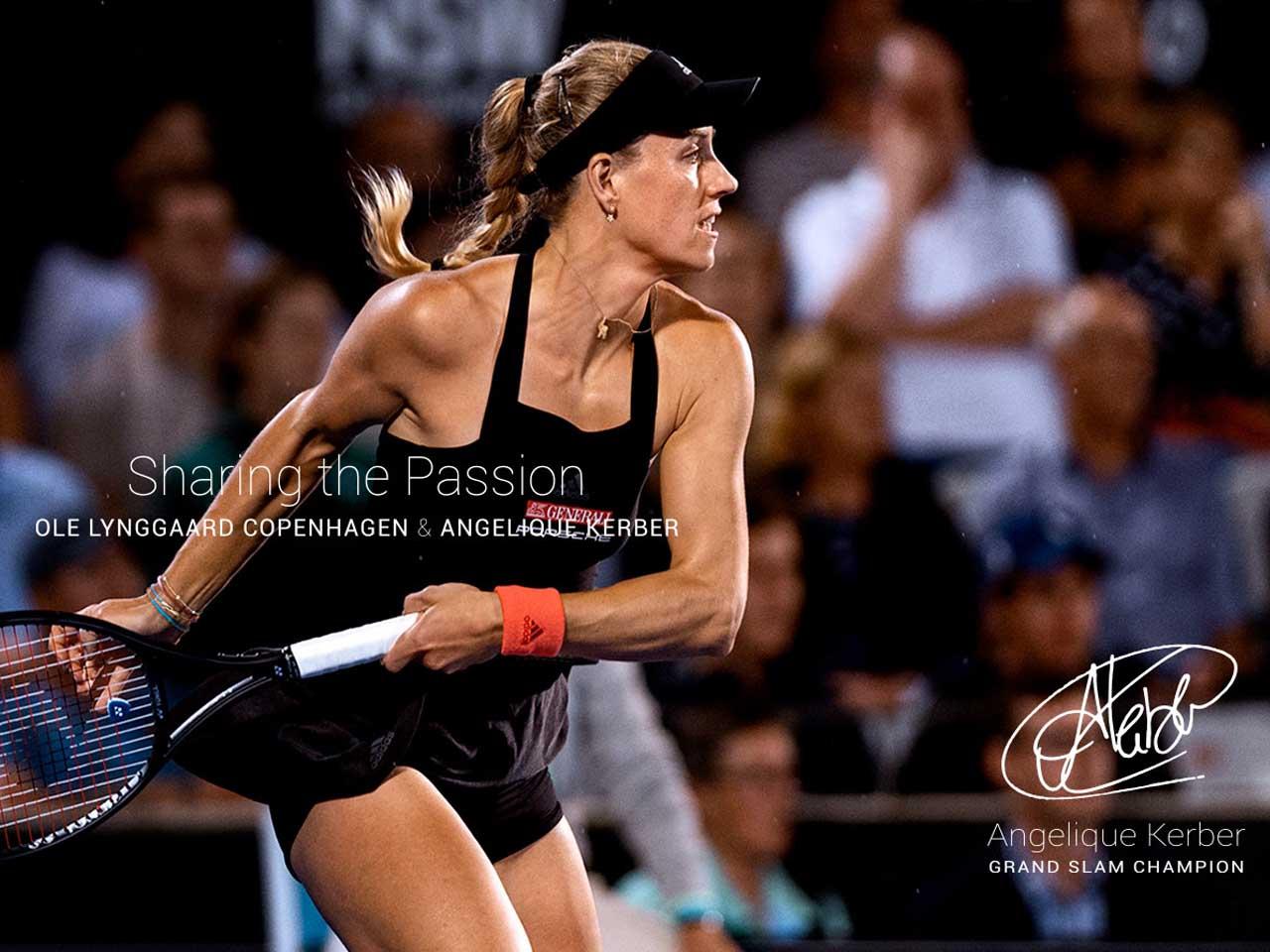 Tennis Live Angelique Kerber