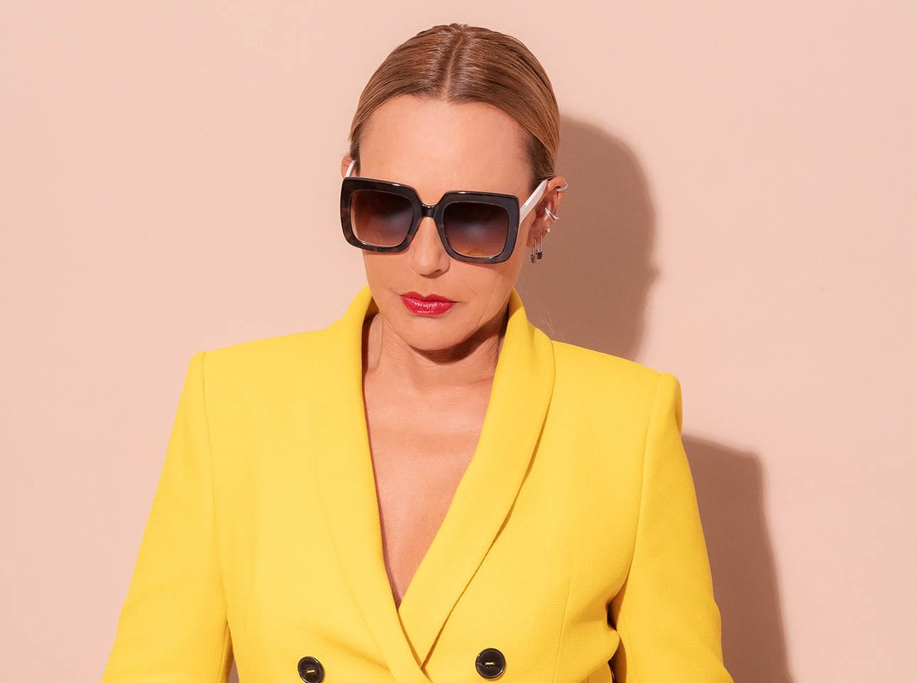 Natascha-Ochsenknecht-Sonnenbrille