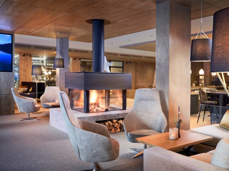 Zugspitz Resort Lobby