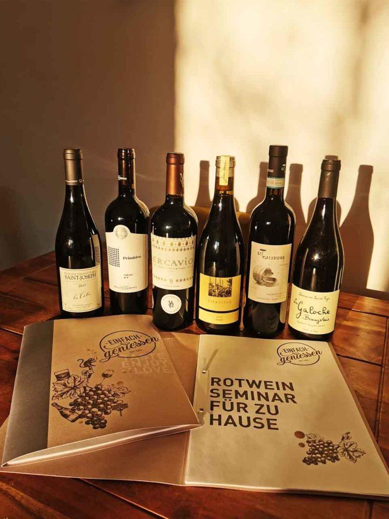 Wein richtig verkosten lernen