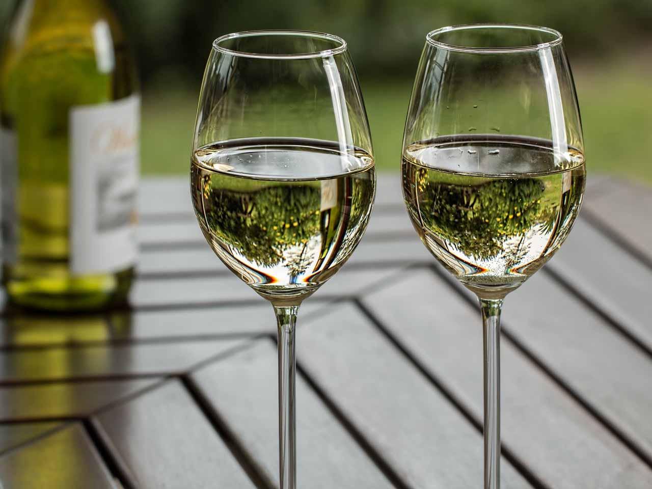 Darf man Wein im Eisfach kühlen