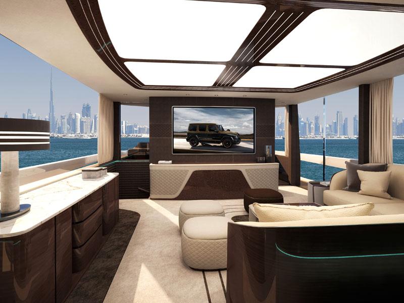 Dynamiq Monaco Yacht