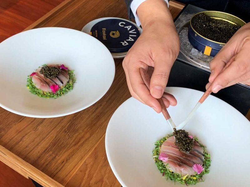 Kaviar-Sorten: Wie isst man Kaviar