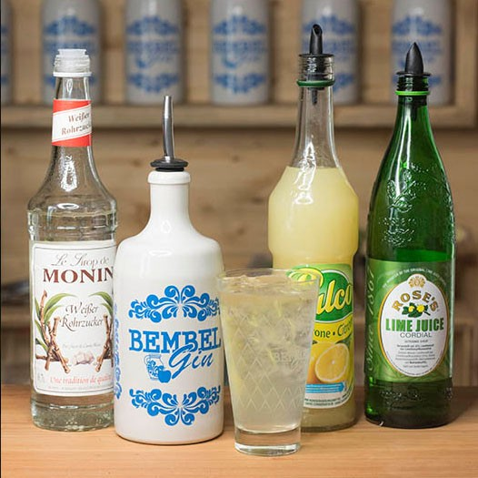 Bembel Gin Rezept