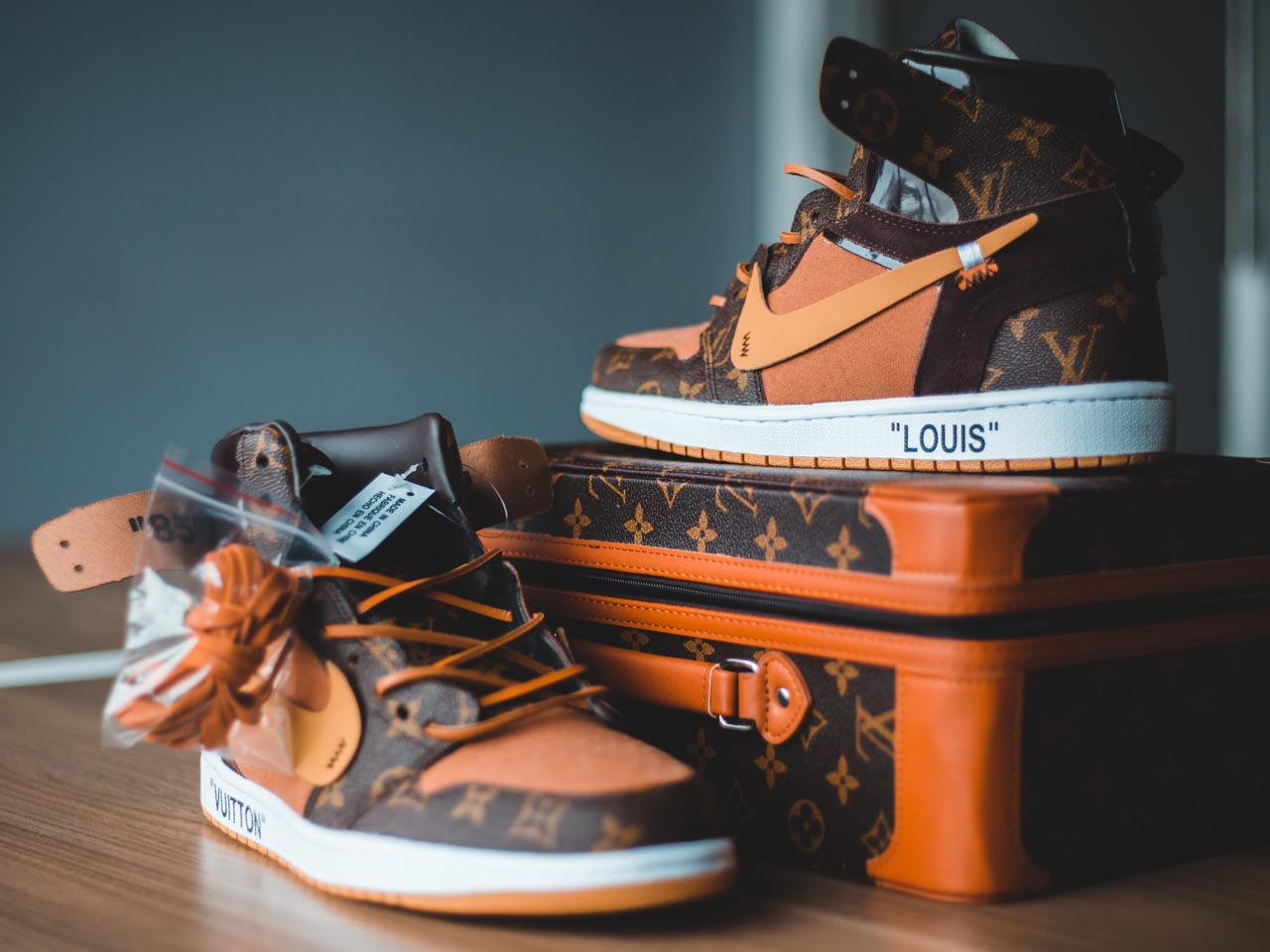 Gewinnbringende Sportschuhe Sneaker als Investment