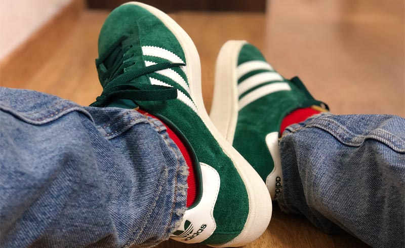 Retro Sneaker - Trend