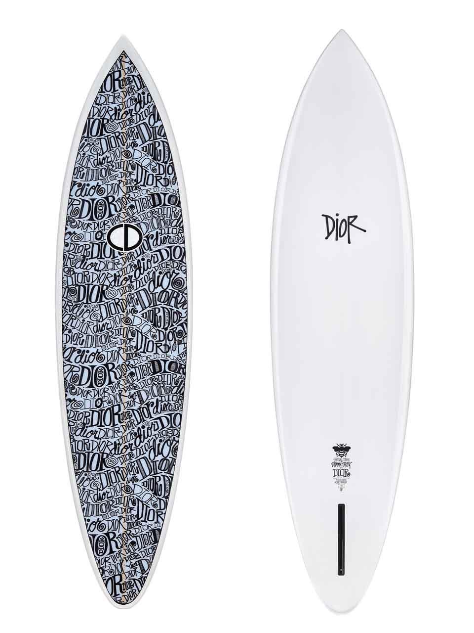 Dior Surfbrett