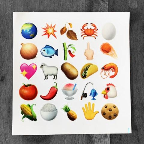 Gaggan Anand Emojis