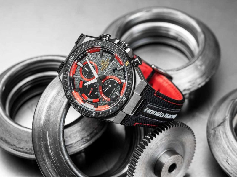 Edifice-Honda-Racing - Honda Uhr