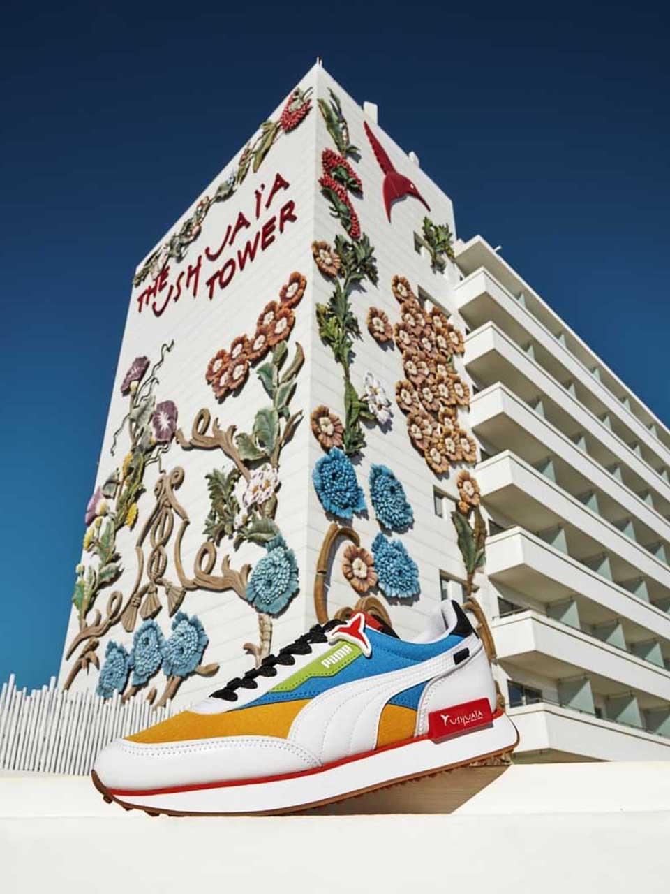 Ushuaïa Ibiza-Kollektion von PUMA