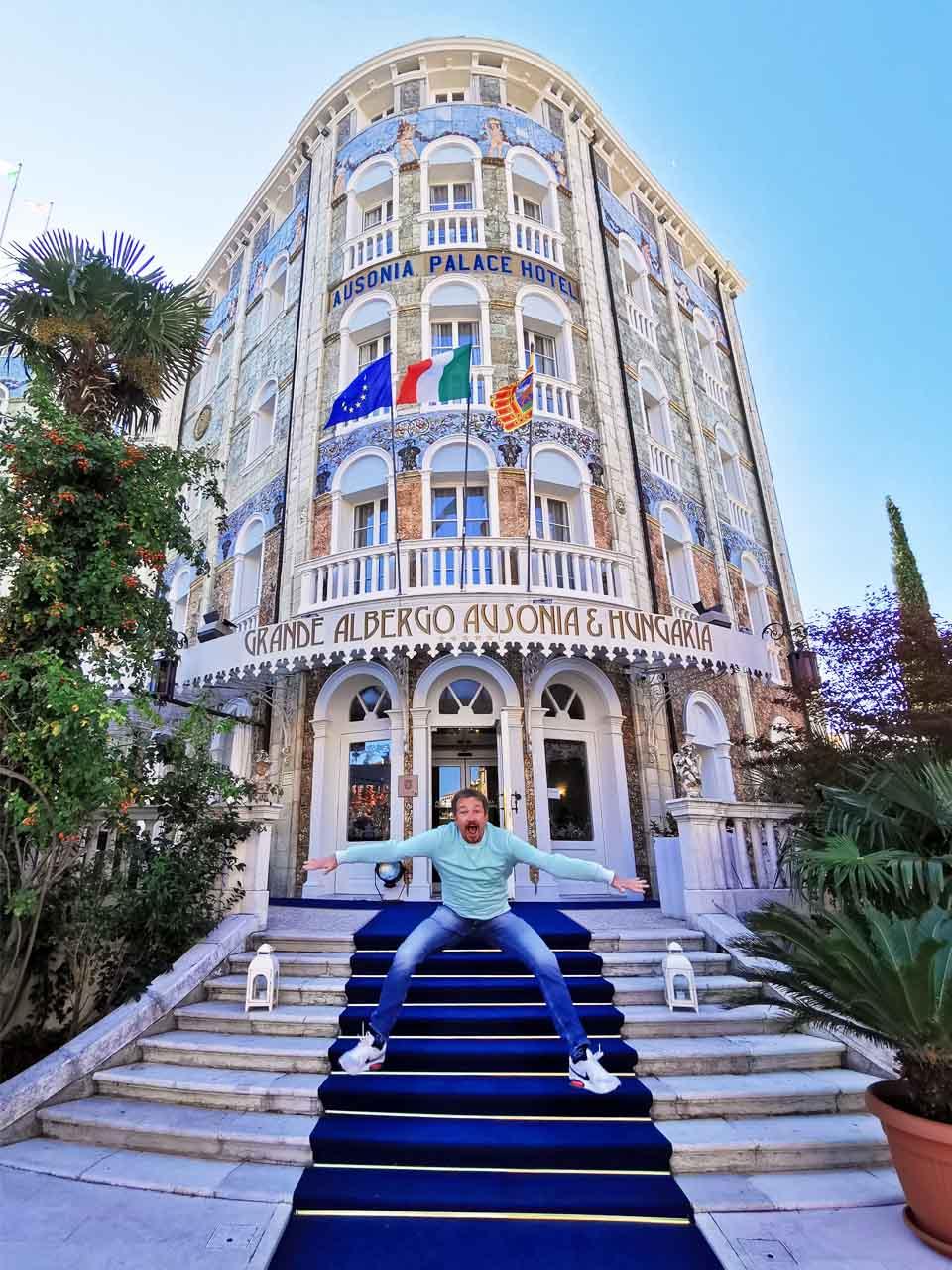 Ausonia Hungaria - Ausonia Palace Hotel
