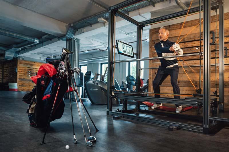 Krafttraining für den Golfsport