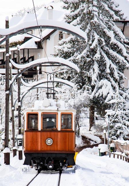 Ritten - Südtirol - Rittenbahn