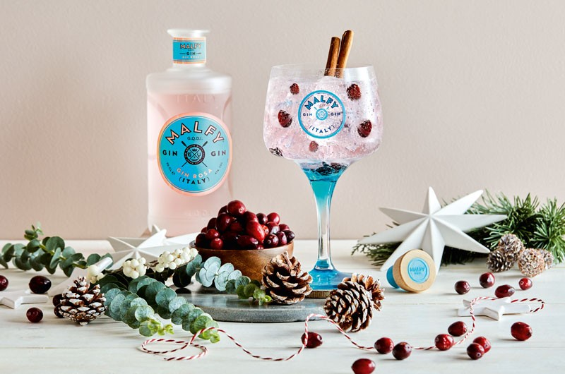 Malfy Gin Wintercocktail-Rezepte