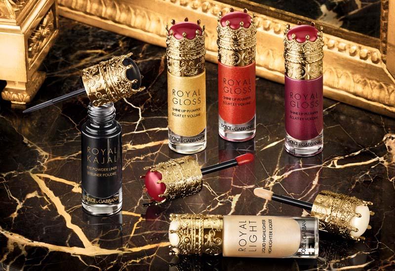 Make Up Trends Weihnachten
