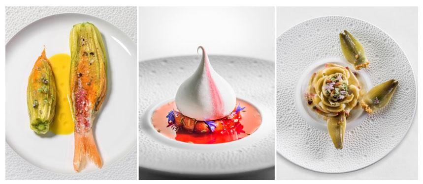 Restaurant Louroc - Hotel Cap-Eden-Roc