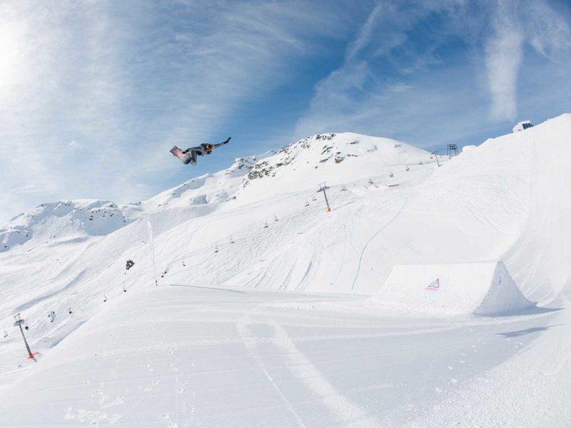 St.Moritz - Ski Alpin