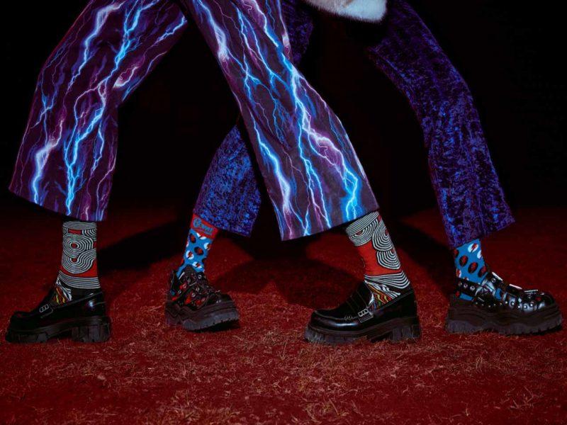 Happy Socks - Bowie
