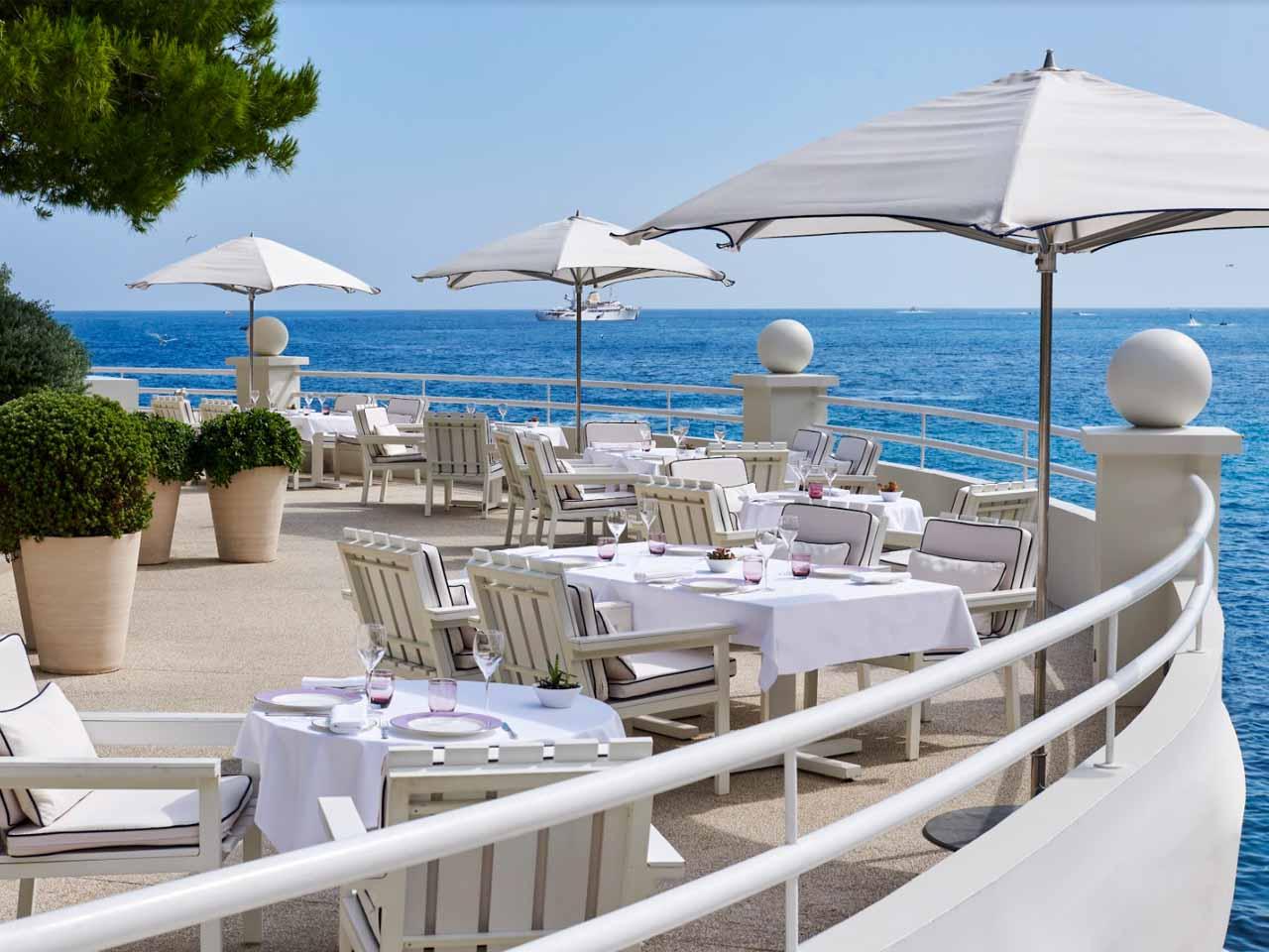 Sternerestaurants in Monaco - Restaurant Elsa