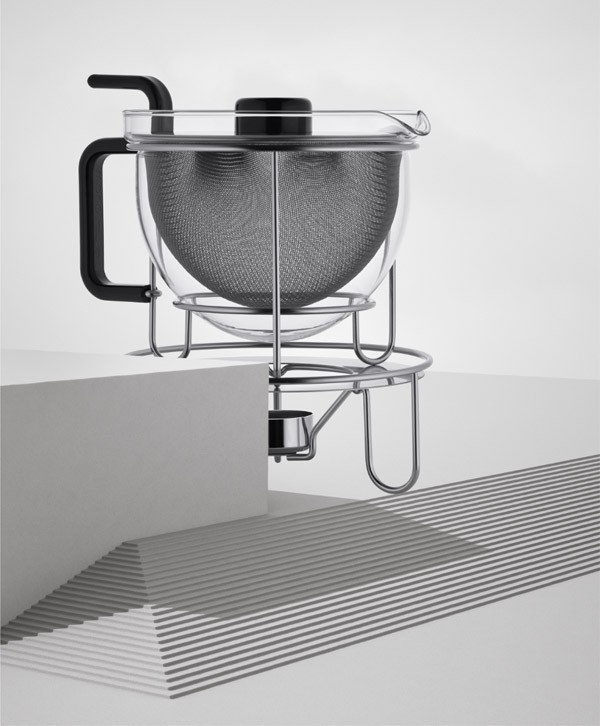 Teekanne Mono Classic - Tassilo von Grolman