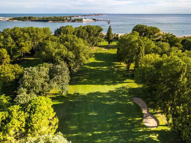 Lido di Venezia - Golf