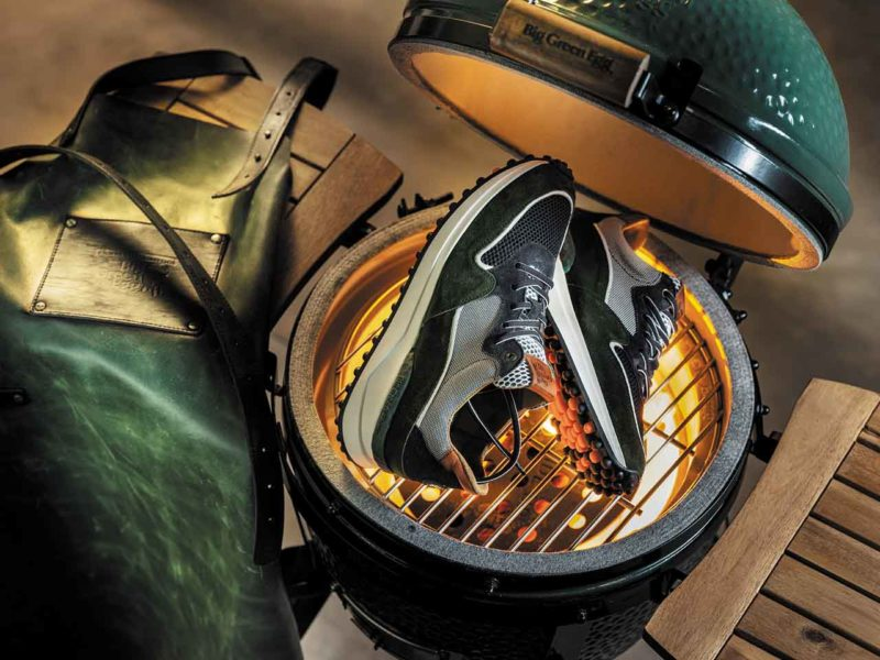 Big Green Egg Floris van Bommel