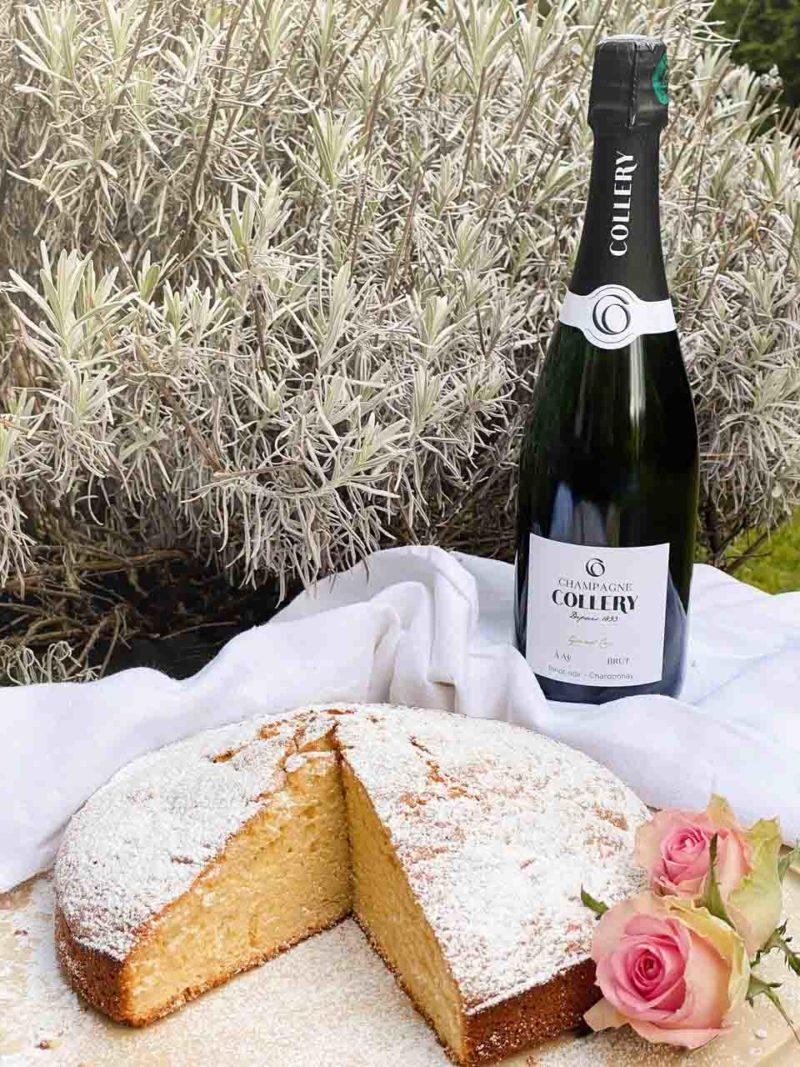 Champagner Kuchen Rezept