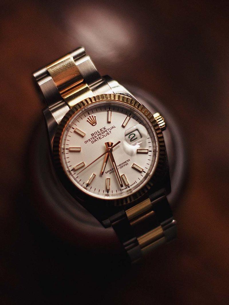 Rolex - Geschichte der Uhrenmarke
