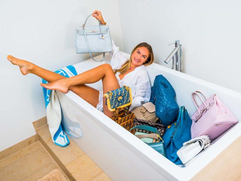 Kauf von Luxusgütern nachhaltig