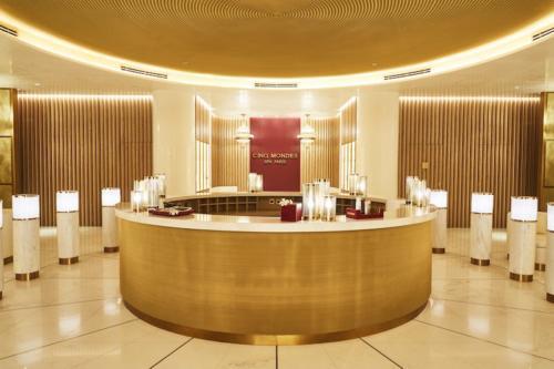 Emerald Palace Kempinski Dubai - Cinq Mondes Spa Reception