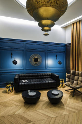 Grand Hotel La Cloche  RaucherLounge ©AccorHotels